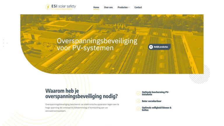 ESI Solar Safety